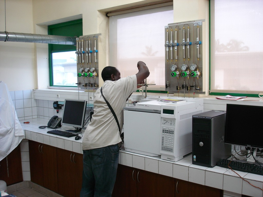 ISM Gabon - Laboratoire